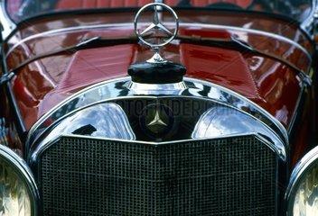 Mercedes 170 S Cabrio