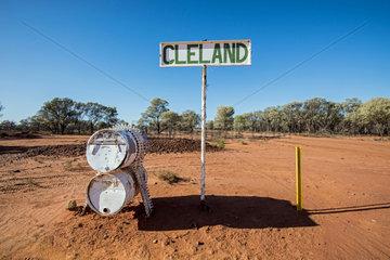 Briefkasten im Outback
