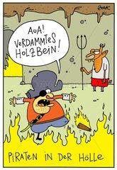 Holzbein