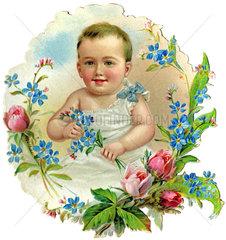 Baby  um 1900