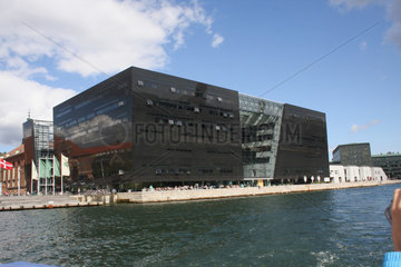 The Black Diamond in Kopenhagen