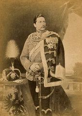Kaiser Wilhelm II.  1888