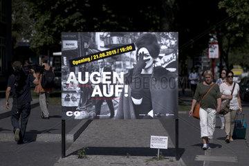 Leica Fotoausstellung - Augen Auf