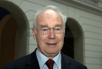 Berlin  Deutschland  Prof. Sir Martin J. Evans  Stammzellenforscher