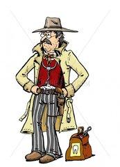 Serie Wilder Westen Doc Holliday