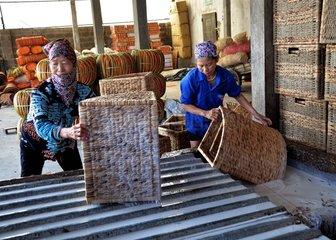 VIETNAM-HANOI-HANDICRAFT VILLAGE