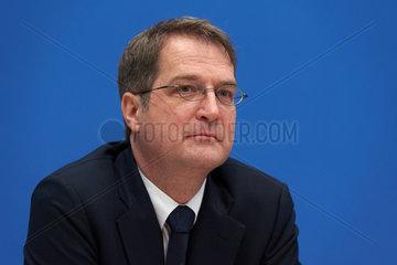 Berlin  Deutschland  Prof. Volker Wieland  Wirtschaftsweiser