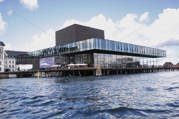 Schauspielhaus in Kopenhagen