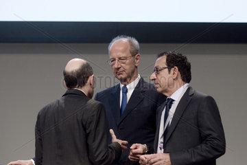 Al Baker  Poetsch  Al-Abdullah  VW Hauptversammlung