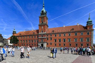 POLAND - WARSOW