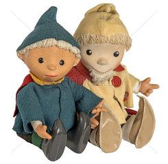 Sandmaennchen  Puppen  DDR  1966