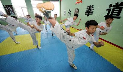#CHINA-SUMMER VACATION-CHILDREN(CN)