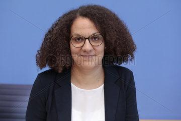 Bundespressekonferenz zum Thema: Jahresstatistik zum Ausmass rechter Gewalt in 2018