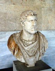 Serie Griechenland Naxos Bueste Antonius Pius Caesar