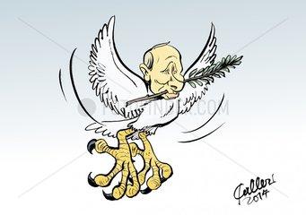 Friedensfalke