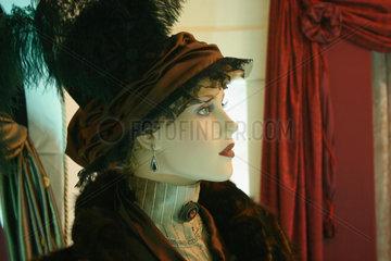 Viktorianische Schaufensterpuppe
