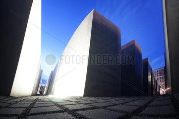 Berlin  Deutschland  Holocaust-Mahnmal