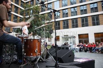 Berlin  Deutschland  ein Konzert im Auswaertigen Amt am Tag der Fete de la Musique
