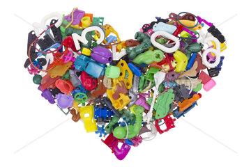 Heart from broken no name toys