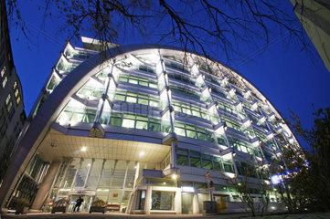 Berlin  Deutschland  Boerse Berlin AG  Ludwig Erhard Haus
