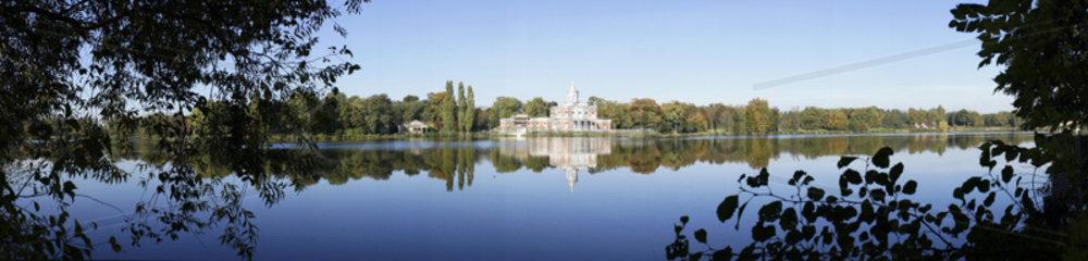 Heiliger See in Potsdam  Berliner Vorstadt