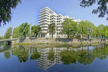 Deutschland  Berlin  Reichpietschufer und Shell-Haus