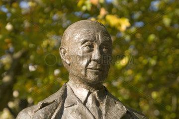 Konrad Hermann Joseph Adenauer Figur