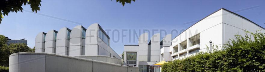 Deutschland  Berlin  Bauhaus Museum