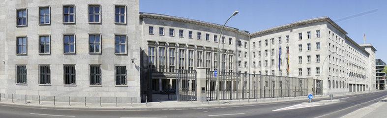 Deutschland  Berlin  Bundesministerium der Finanzen  Wilhelmstrasse