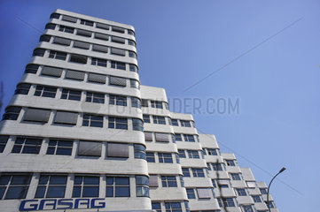 Deutschland  Berlin  Zentrale der Gasag  Bauhausgebaeude  Shell Haus