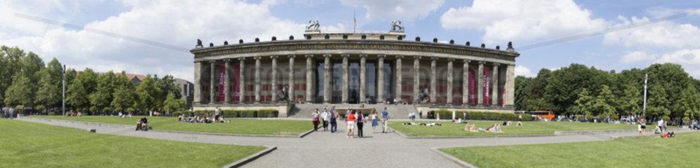 Deutschland  Berlin  Altes Museum