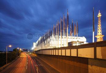 Berlin  Internationales Kongresszentrum
