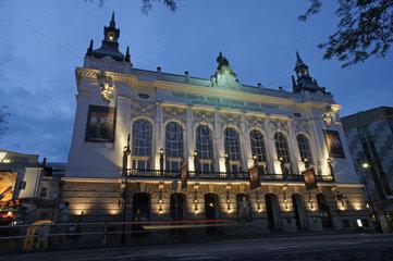 Deutschland  Berlin  Theater des Westens