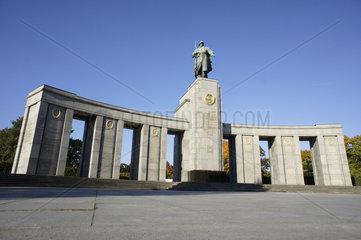 Deutschland  Berlin  Das Russische Ehrenmal