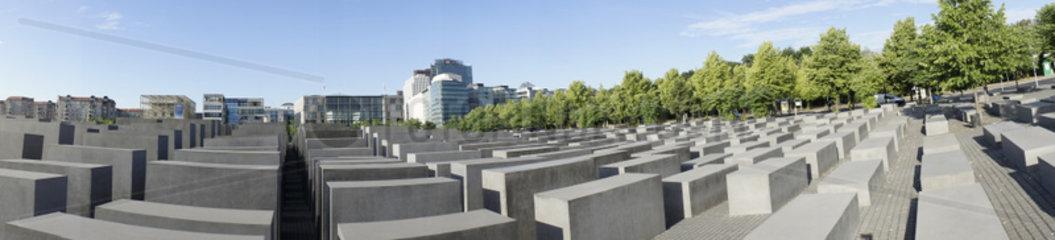 Deutschland  Berlin  Holocaust Mahnmal