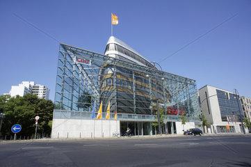 Deutschland  Berlin  CDU Zentrale