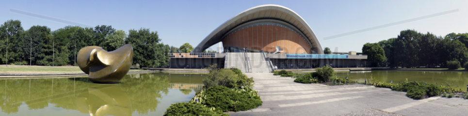 Deutschland  Berlin  Haus der Kulturen der Welt