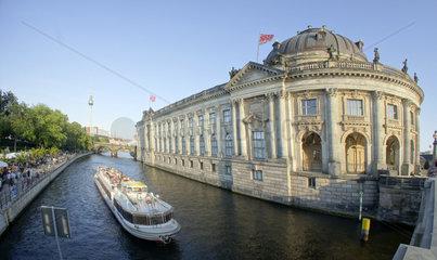 Deutschland  Berlin  Bode-Museum