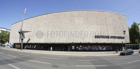 Deutschland  Berlin  Deutsche Oper Berlin