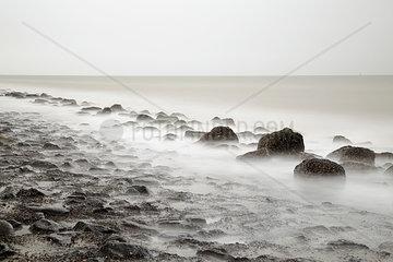 Am Meeresufer