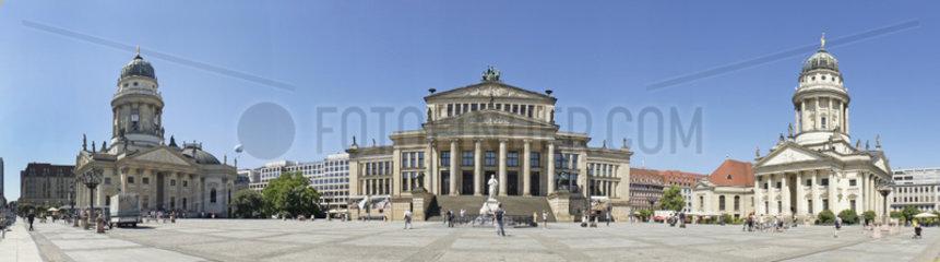 Deutschland  Berlin  Gendarmenmarkt