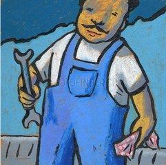 Beruf Handwerker Installateuer