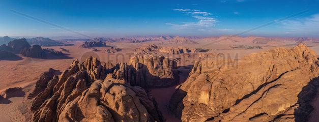 JORDAN - WADI RUM DESERT