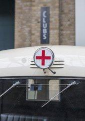 Historischer Krankenwagen