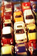 Taxigewerbe unter Druck