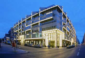 Deutschland  Berlin  Kaufhaus Friedrichstrasse/Taubenstrasse