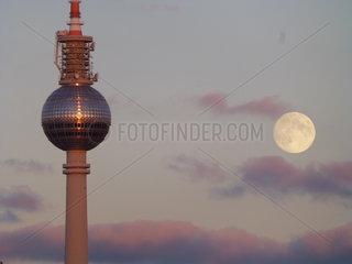 Berlin  Deutschland  Fernsehturm