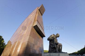 Berlin  Sowjetisches Ehrenmal