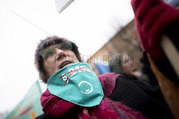 219a Demo - Abtreibungsgesetz