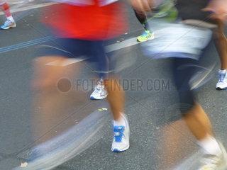 Berlin  Deutschland  Berlin Marathon